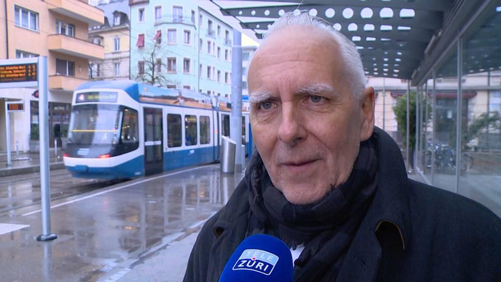 «Mr. VBZ» Heinz Vögeli ist gegen das Rosengartentram
