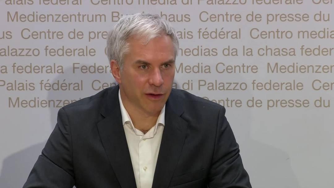 Komplette Pressekonferenz des Bundes vom 15. Dezember 2020