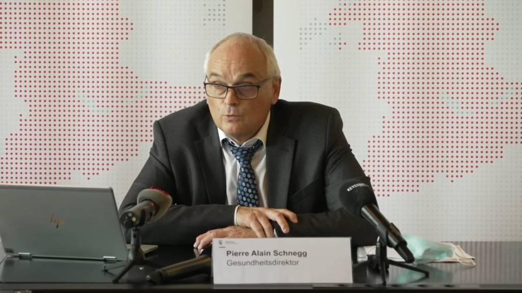 Berns Regierungsrat Schnegg weist Vorwurf zu falschen Zahlen zurück