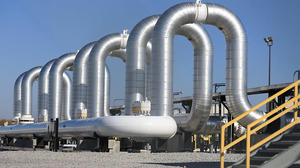 Bis zu dieser Pump-Station in Nebraska sollte die geplante Keystone-XL-Ölpipeline führen. (Archivbild)