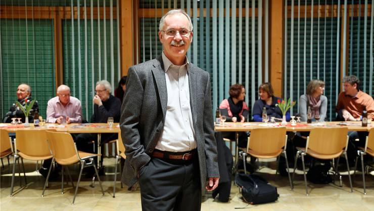 Vor sieben Jahren nominierte die SP Zuchwil Stefan Hug als Kandidaten für das Gemeindepräsidium. (Archiv: 11.1.2013)