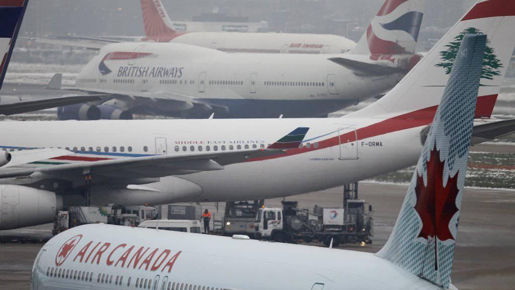 Airlines brauchen laut IATA zum Überleben weitere 80 Mrd Dollar