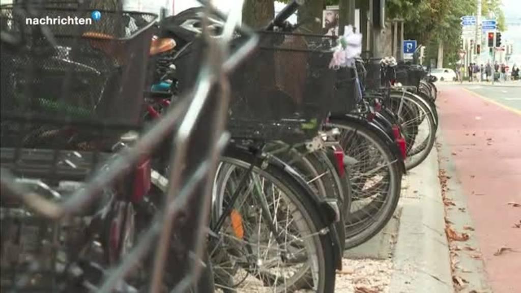 SP fordert mehr Veloparkplätze in der Stadt Luzern