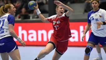 Schweizer Frauen-Nati mit historischem Sieg