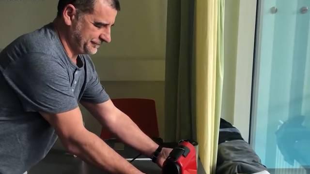 Bad Zurzach: Patient nimmt eigene Maschine zur Reha mit – was ihm verboten wird