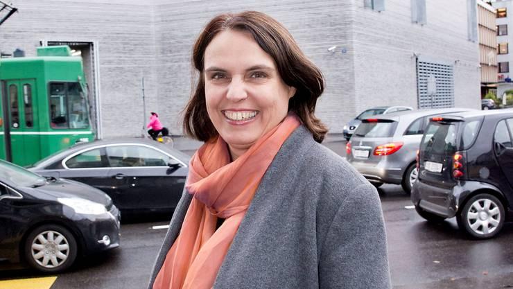 Elisabeth Ackermann will Busers Symposium nicht besuchen. (Archivbild)