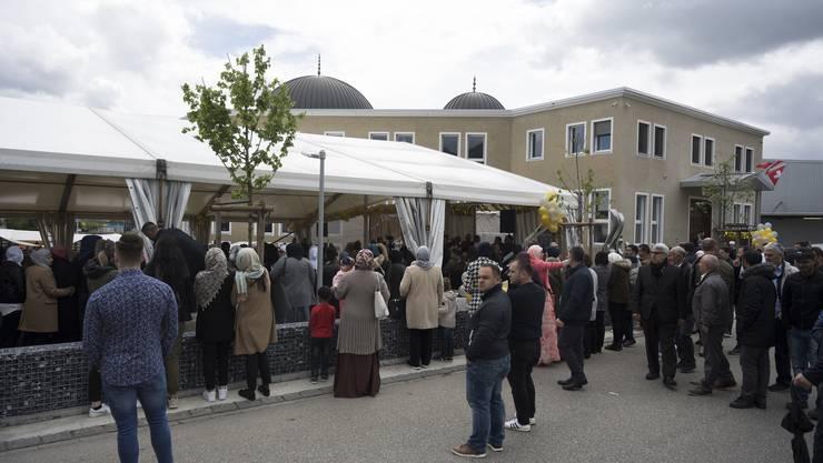 Einweihung der Moschee «Ebu Hanife» in Grenchen