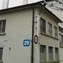 Wird durch einen Neubau ersetzt:  Die bestehende Energiezentrale des Kantonsspitals.