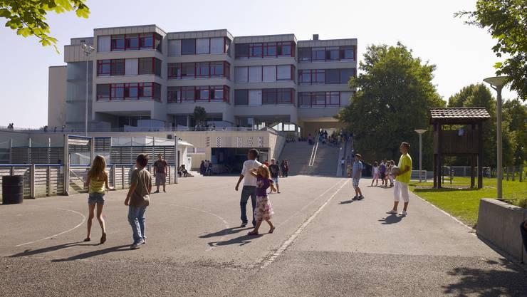 In den Schulhäusern Kalktarren (im Bild) und Zelgli West wird je eine neue Klasse eröffnet.