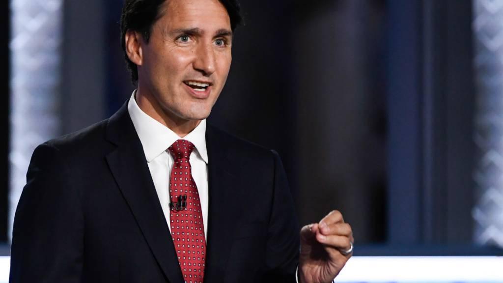 Prognose: Trudeaus Liberale gewinnen Kanada-Wahl