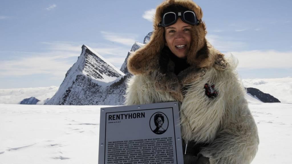 Grindelwald lehnt Umbenennung des Agassizhorns erneut ab