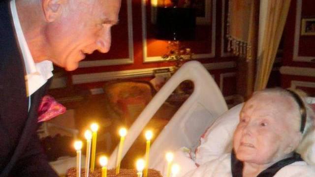 Zsa Zsa Gabor anlässlich ihres 95. Geburtstags (Archiv)