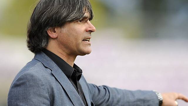 Maurizio Jacobacci überzeugt mit Schaffhausen