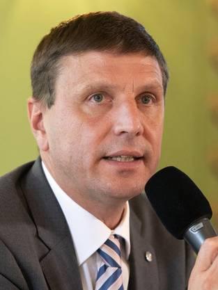 Swisstransplant-Direktor Franz Immer