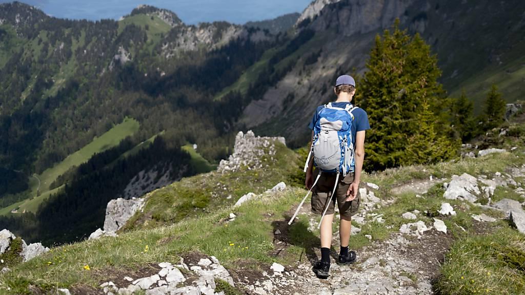 Hobbywanderer machen im Schnitt 15 Wanderungen pro Jahr