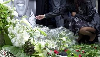 Wo das Grab von Andy Hug liegt, wurde lange verschwiegen. Jetzt weiss man: Es ist in Horw.