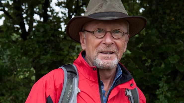 Bleibt ein politischer Mensch, will sich aber künftig noch stärker sportlich betätigen: Wolfgang Schibler (67).