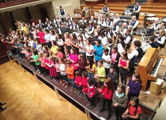 Gemeinsames Singen und Musizieren