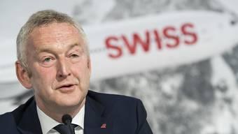 Swiss-Konzernchef Thomas Klühr zeigt sich optimistisch für einen neuen GAV.