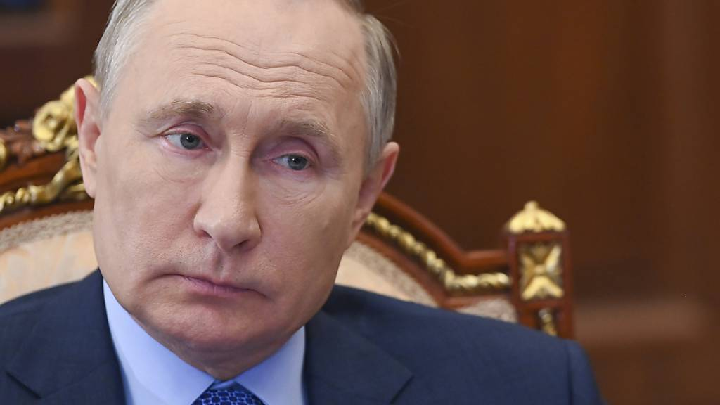 Wladimir Putin kann wegen verschiedener anderer Termine nicht an dem G20-Treffen teilnehmen. Foto: Aleksey Nikolsky/Pool Sputnik Kremlin/AP/dpa