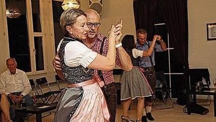 Oktoberfestgaudi bei Dancer's World.