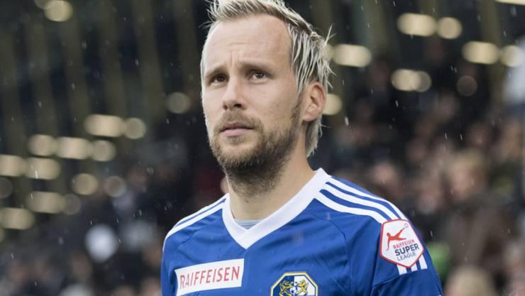 Bekenntnis: Markus Neumayr verlängert in Luzern bis 2019