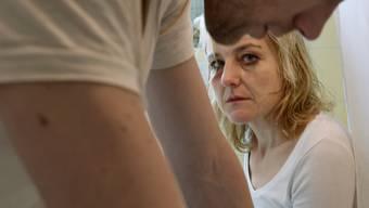 Häusliche Gewalt soll auch nach der Krise ganz oben auf der Prioritätenliste stehen.
