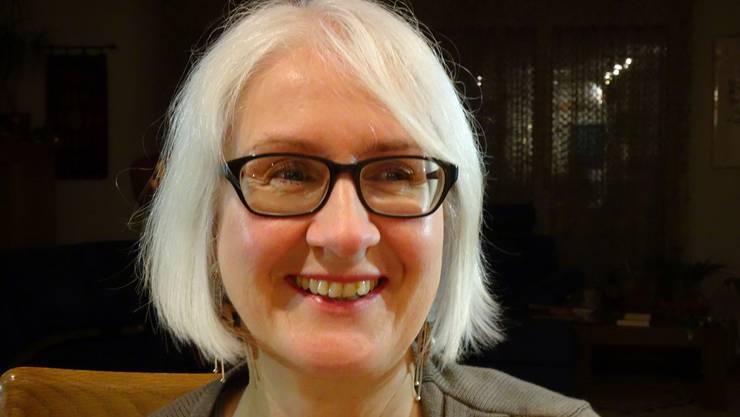 Beatrix Krauer, die neue Präsidentin des Ad hoc-Chors Urdorf.