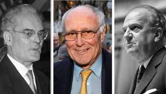 Bundesrat: Die Tessiner Vorgänger von Ignazio Cassis