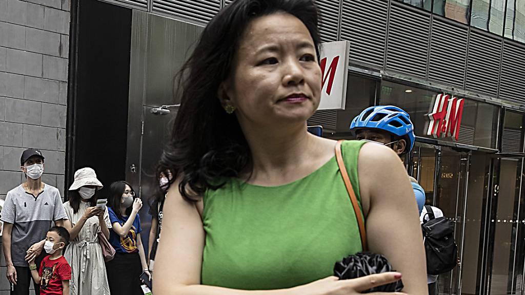 Australische Journalistin in China formell in Haft