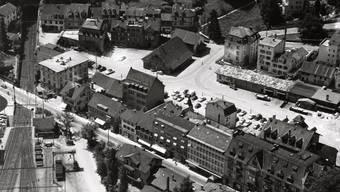 Strassennamen in Baden und ihre Geschichte