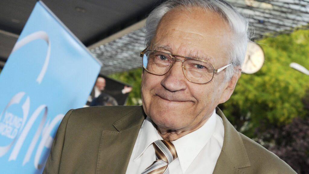 Schweizer Chemie-Nobelpreisträger Ernst gestorben