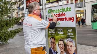 Die APG verärgerte die Basler Parteilandschaft nicht zum ersten Mal.