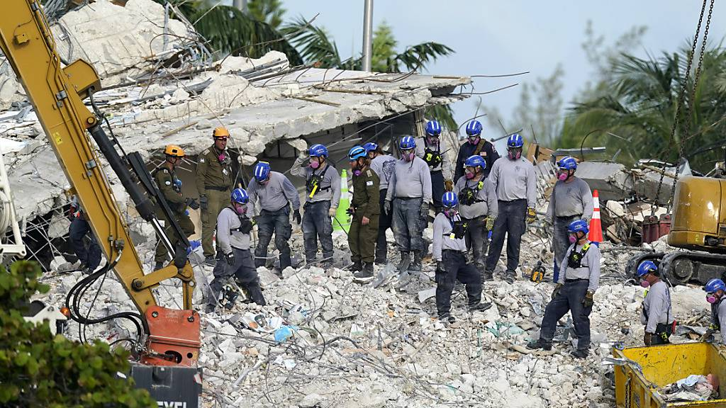 Erneut Leiche nach Haussprengung in Florida gefunden