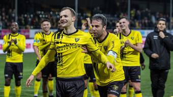 Lennart Thy fehlt im Training des VVV Venlo.