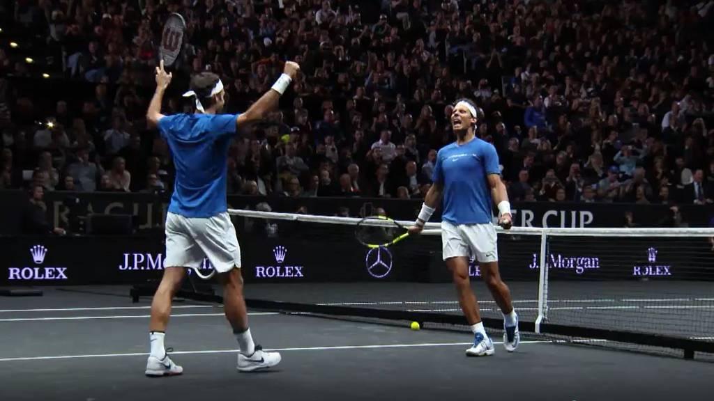 Ein aussergewöhnliches Turnier in der Geschichte des Tennis