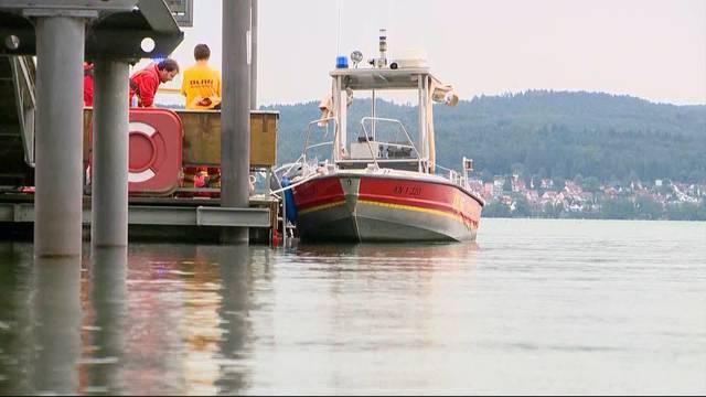 Aargauer Pilot stürzt mit Kleinflugzeug in Bodensee