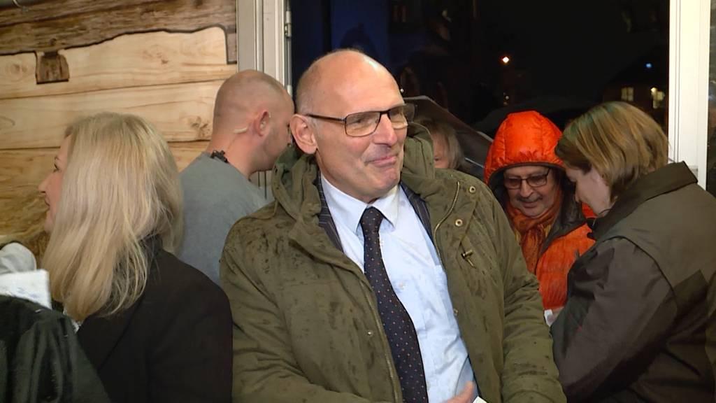 Parteipräsidium: SVP Zürich nominiert Blocher-Kritiker Alfred Heer