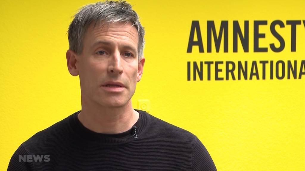 Amnesty International prangert Zustände in Bundesasylzentren an