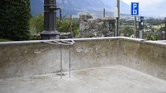 Als erste Massnahme wurden die öffentlichen Brunnen bis auf weiteres abgestellt. (Symbolbild)