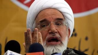 Mehdi Karrubi darf keinen Besuch mehr empfangen (Archiv)