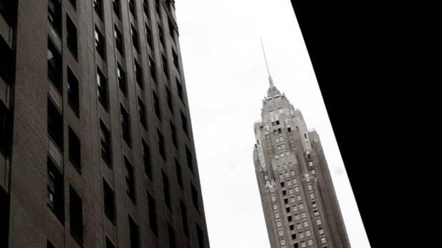 AIG-Hauptsitz in New York