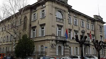 Ansicht des Bundesstrafgerichts (Archiv)