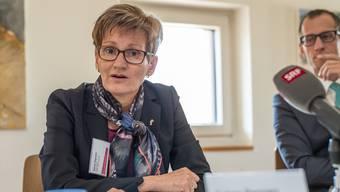 Sabine Pegoraro mischt sich bewusst nicht in den laufenden Abstimmungskampf ein.