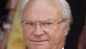 Schwedens König: Kein Kommentar!