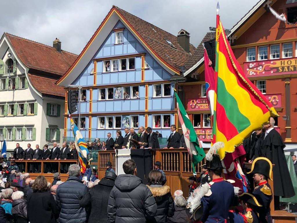 Landsgemeinde Appenzell Innerrhoden 2019