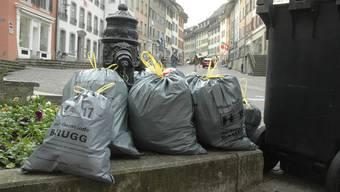 Gibt es auch in Mülligen bald eine Grundgebühr für Abfall?