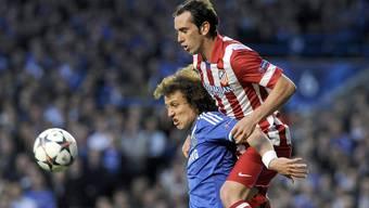 Champions League Halbfinal zwischen Chelsea und Atletico Madrid