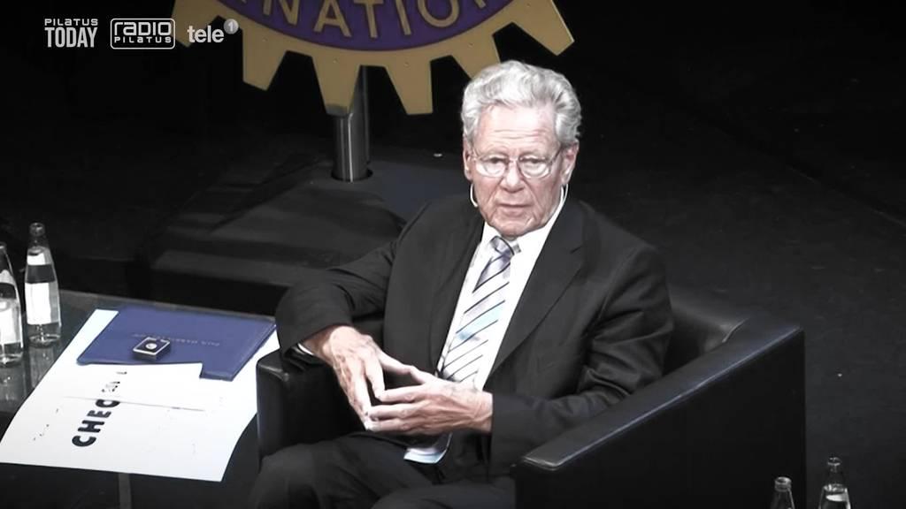 Hans Küng ist tot: Seine Bedeutung für die Kirche und den Dialog wird bleiben