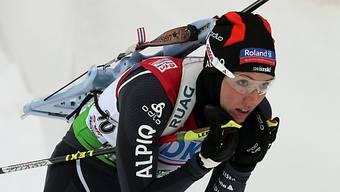 Selina Gasparin kam beim Weltcupauftakt überhaupt nicht auf Touren